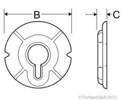 Malleable Iron Washers